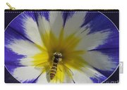 Morning Glory Named Royal Ensign Carry-all Pouch