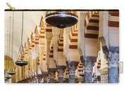 Mosque Cathedral Of Cordoba  Carry-all Pouch