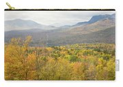 Mountains In Fall Mount Blue State Park Weld Maine Carry-all Pouch