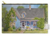 My Blue Heaven Carry-all Pouch by Mary Ellen Mueller Legault