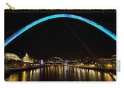 Newcastle Quayside And Sage Gateshead Carry-all Pouch