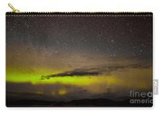Northern Lights And Myriad Of Stars Carry-all Pouch