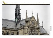 Notre Dame In Paris France Carry-all Pouch
