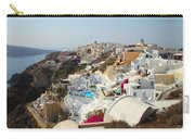 Oia Village Santorini Greece Carry-all Pouch