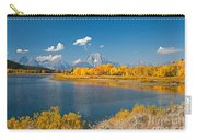 Oxbow Bend Grand Teton National Park Carry-all Pouch