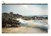 Paako Beach Makena Maui Hawaii Carry-all Pouch