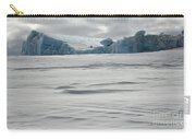 Pack Ice, Antarctica Carry-all Pouch