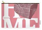 Philadelphia Street Map Home Heart - Philadelphia Pennsylvania R Carry-all Pouch
