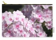 Phlox Paniculata Named Bright Eyes Carry-all Pouch