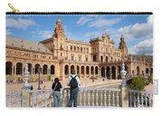 Plaza De Espana Pavilion In Seville Carry-all Pouch