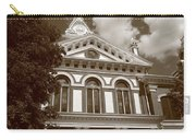 Pontiac Illinois - Courthouse Carry-all Pouch
