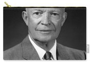 President Dwight Eisenhower - Four Carry-all Pouch