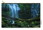 Proxy Falls Oregon Carry-all Pouch
