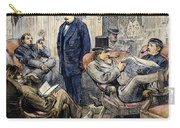 Pullman Car, 1876 Carry-all Pouch