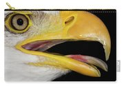 Pygargue A Tete Blanche Haliaeetus Carry-all Pouch