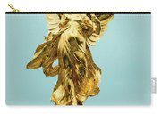 Queen Victoria Memorial In London Carry-all Pouch