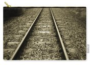 Railway Tracks Carry-all Pouch