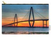 Ravenel Bridge Twilight Twinkle Carry-all Pouch