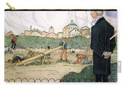 Rene Laennec (1781-1826) Carry-all Pouch
