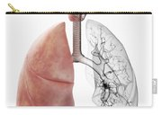 Respiratory System Carry-all Pouch