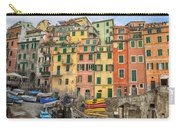 Riomaggiore Carry-all Pouch