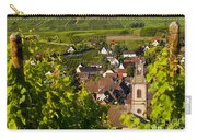 Riquewihr Alsace Carry-all Pouch by Brian Jannsen