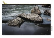 Rocks In The River Carry-all Pouch