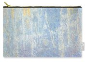 Rouen Cathedral Carry-all Pouch