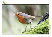 Rouge Gorge Erithacus Rubecula Carry-all Pouch