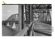 Route 66 - Chain Of Rocks Bridge Carry-all Pouch