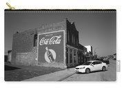 Route 66 - Coca Cola Ghost Mural Carry-all Pouch