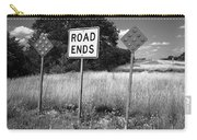 Route 66 - End Of The Road Carry-all Pouch
