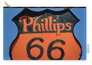 Route 66 - Phillips 66 Petroleum Carry-all Pouch