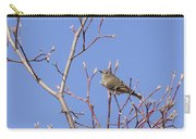 Ruby-crowned Kinglet Carry-all Pouch