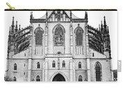 Saint Barbara Church  Carry-all Pouch