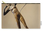 Saint Gaudens' Diana Of The Tower Carry-all Pouch