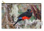Scarlet-bellied Mountain-tanager Carry-all Pouch