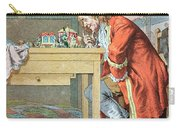 Scene From Gullivers Travels Carry-all Pouch by Frederic Lix