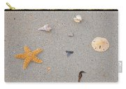 Sea Swag - Natural Carry-all Pouch