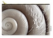Seashell Detail Carry-all Pouch by Elena Elisseeva