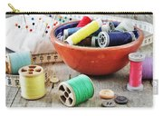 Sewing Supplies Carry-all Pouch