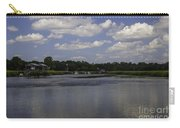 Sweet Balmy Breeze On Shem Creek Carry-all Pouch