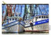 Shrimp Boats Season Carry-all Pouch