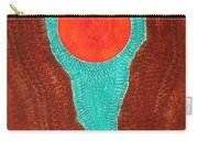 Slot Canyon Original Painting Carry-all Pouch