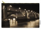 Southwark Bridge London Carry-all Pouch