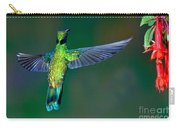 Sparkling Violetear Carry-all Pouch
