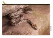 Spotted Python Antaresia Maculosa Carry-all Pouch