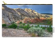Spring Storm Over Split Mountain Dinosaur National Monument Carry-all Pouch