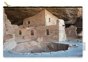 Spruce Tree House Mesa Verde National Park Carry-all Pouch