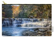 Squaw Rock - Chagrin River Falls Carry-all Pouch